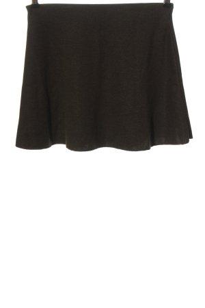 Zara Trafaluc Mini rok bruin casual uitstraling