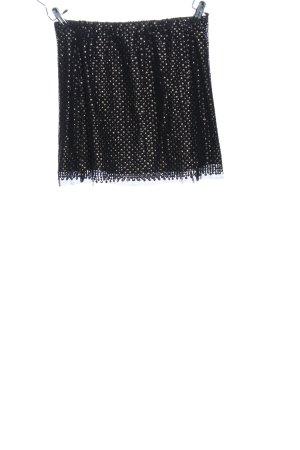 Zara Trafaluc Mini rok zwart elegant