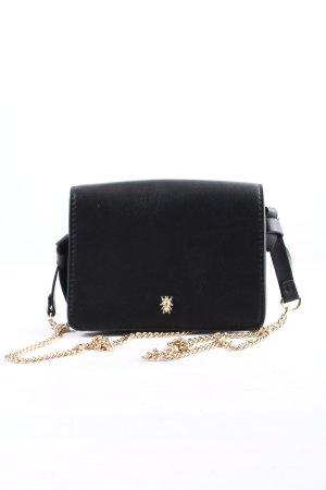 Zara Trafaluc Mini Bag black business style