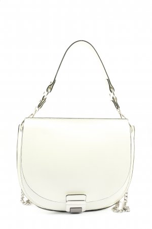 Zara Trafaluc Handtasche weiß Casual-Look