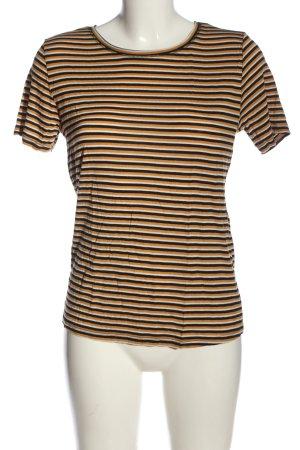 Zara Trafaluc Camisa de rayas estampado repetido sobre toda la superficie