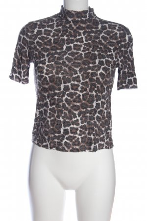 Zara Trafaluc Neckholder Top allover print casual look
