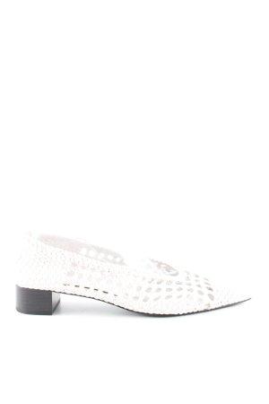 Zara Trafaluc Sabot blanc style décontracté