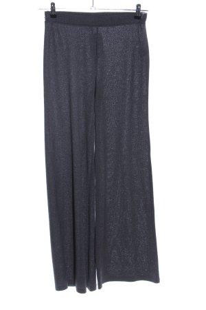 Zara Trafaluc Pantalone a zampa d'elefante grigio chiaro stile casual