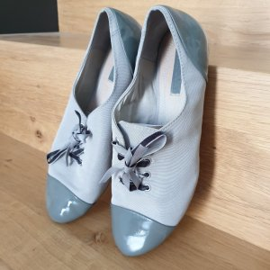 Zara Zapatos Budapest gris claro