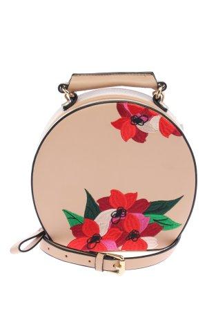 Zara Trafaluc Schultertasche Blumenmuster Casual-Look