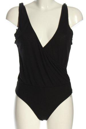 Zara Trafaluc Body czarny W stylu casual