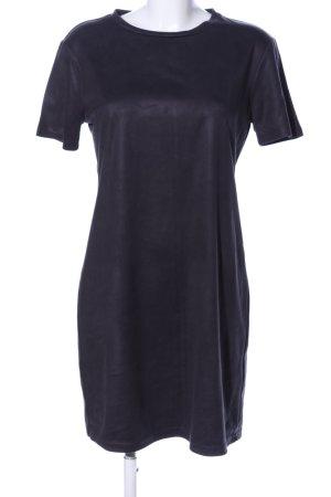Zara Trafaluc Shirtkleid schwarz Business-Look