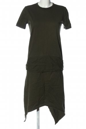 Zara Trafaluc Shirtkleid braun Casual-Look