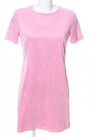 Zara Trafaluc Shirtkleid pink Casual-Look