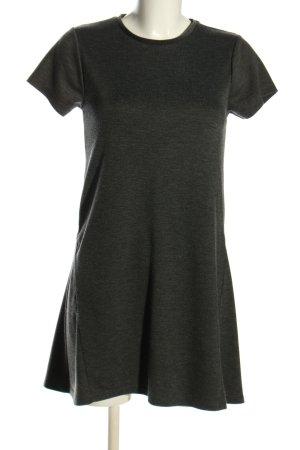 Zara Trafaluc Shirtkleid khaki meliert Casual-Look