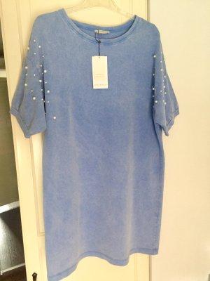 Zara Trafaluc Shirtkleid Gr. M