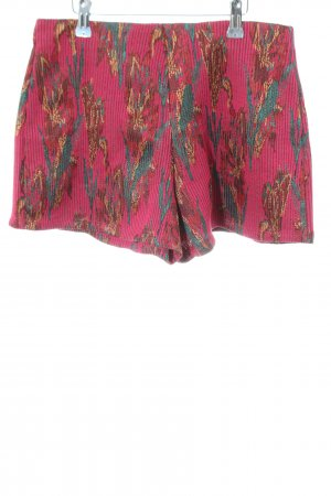Zara Trafaluc Shorts Allover-Druck Casual-Look