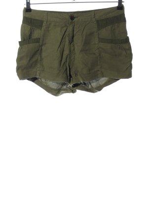 Zara Trafaluc Shorts khaki Casual-Look