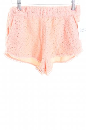 Zara Trafaluc Shorts neonpink Casual-Look