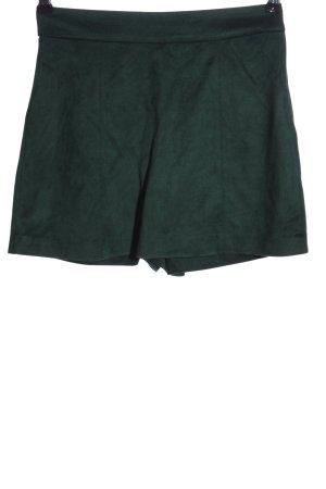 Zara Trafaluc Skorts grün Casual-Look