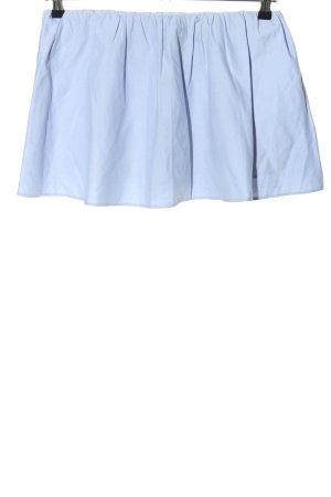 Zara Trafaluc Skorts blau Casual-Look