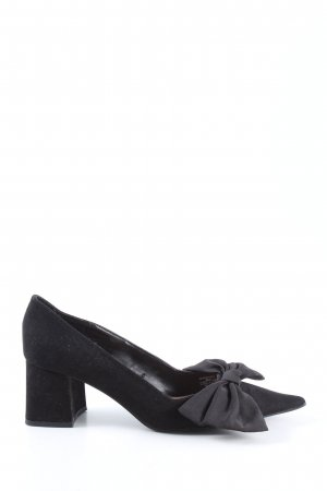 Zara Trafaluc Zapatos de punta negro look casual