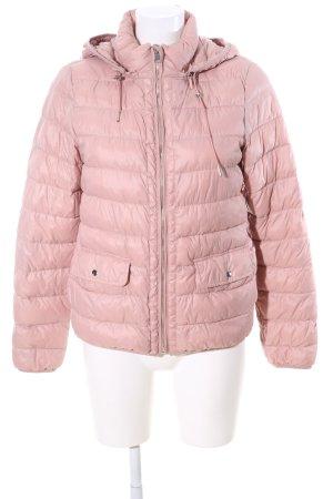 Zara Trafaluc Giubbotto trapuntato rosa motivo trapuntato stile casual