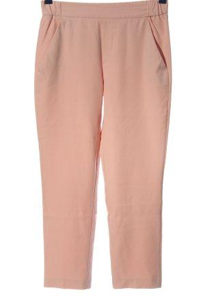 Zara Trafaluc Stoffhose pink Casual-Look