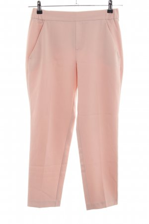 Zara Trafaluc Stoffhose pink Business-Look