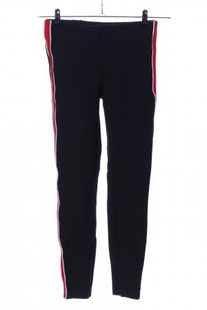 Zara Trafaluc Stretch Trousers multicolored casual look