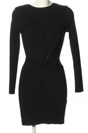 Zara Trafaluc Stretchkleid schwarz klassischer Stil