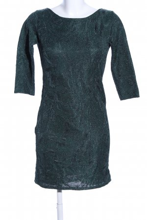 Zara Trafaluc Stretchkleid grün Elegant