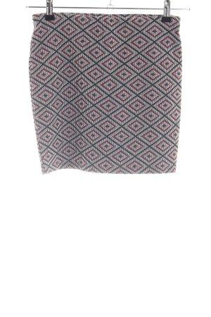 Zara Trafaluc Spódnica ze stretchu Na całej powierzchni W stylu casual