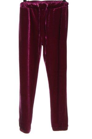 Zara Trafaluc Sweat Pants pink casual look
