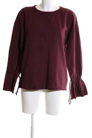 Zara Trafaluc Sweatshirt pink Casual-Look