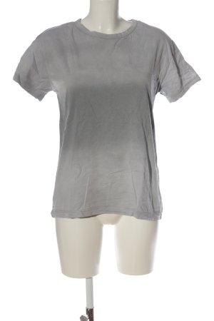 Zara Trafaluc T-Shirt türkis Casual-Look