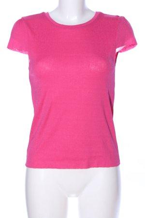 Zara Trafaluc T-Shirt pink Casual-Look