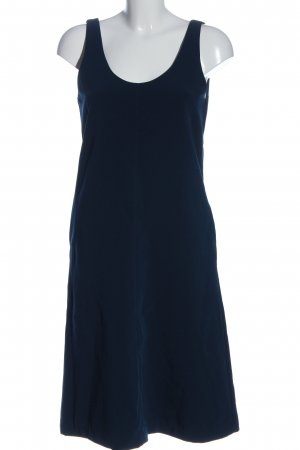Zara Trafaluc Trägerkleid blau Casual-Look