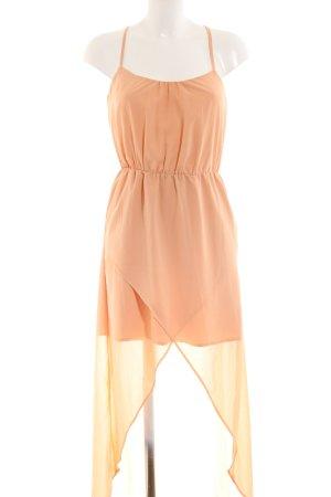 Zara Trafaluc Trägerkleid nude Elegant