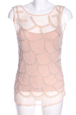 Zara Trafaluc Trägertop pink Casual-Look