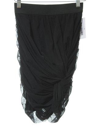Zara Trafaluc Jupe en tulle noir style festif