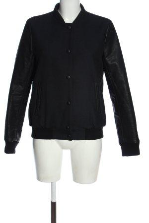 Zara Trafaluc Übergangsjacke schwarz Elegant