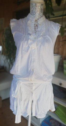 Zara Trafaluc weiße Bluse