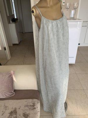Zara Traum Kleid..Maxi..Strick..eisblau Limited Edition.. Gr. M .. Neu blogger