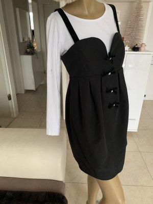 Zara Traum Kleid .. Stiefelkleid .. schwarz .. Gr. M .. Neu blogger