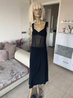 Zara Traum Kleid .. Strickkleid .. Mesh .. schwarz .. Gr. M .. Neu .. blogger