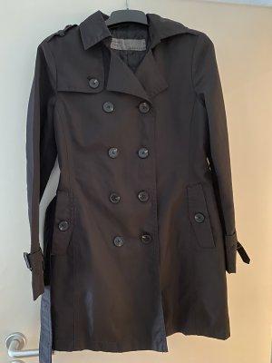 Zara Trenchcoat zwart