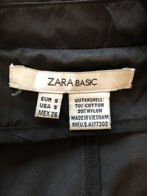 Zara Basic Trenchcoat noir