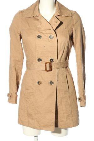 Zara Trench Coat cream casual look