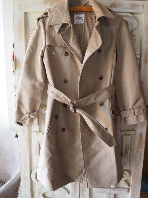 Zara Outdoor Jacket oatmeal-beige