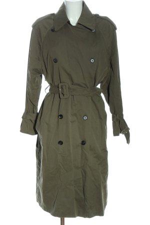 Zara Trenchcoat khaki Casual-Look