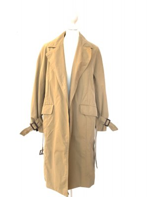 Zara Woman Trenchcoat camel