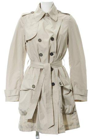 Zara Trenchcoat creme Casual-Look