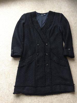 Zara/TRF Tweed Blazerkleid Gr. 38, nie getragen!